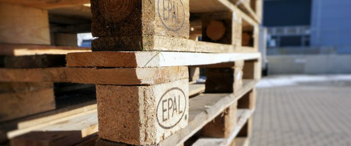 Pallets kopen: welke heeft jouw bedrijf nodig?