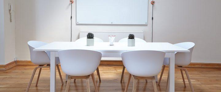 Voordeel voor bedrijf met whiteboard