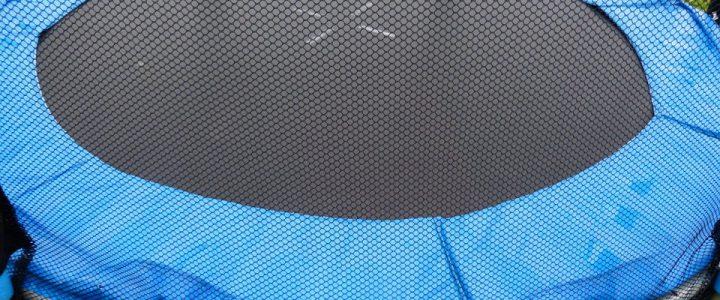 Bewegen op een leuke manier met een trampoline