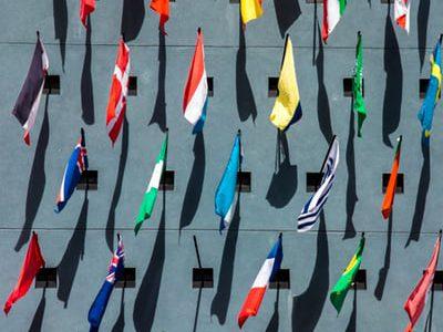 De geschiedenis van de Nederlandse vlag